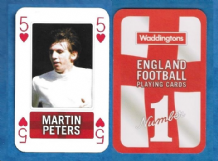 England Martin Peters West Ham United 5H